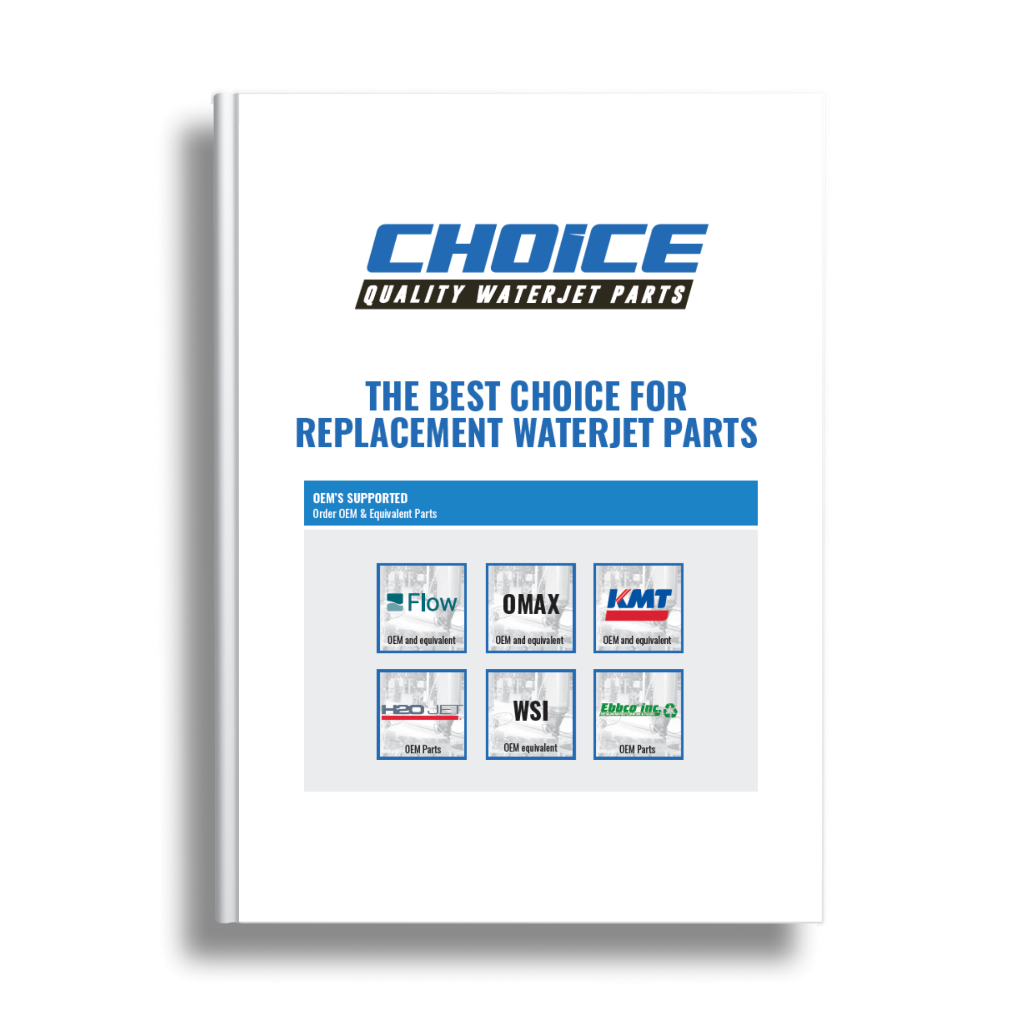 Choice Replacement Parts Catalog - Choice Waterjet Parts