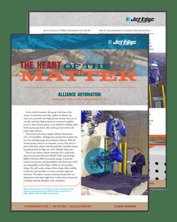 Jet Edge - Alliance Automation Case Study CTA Image