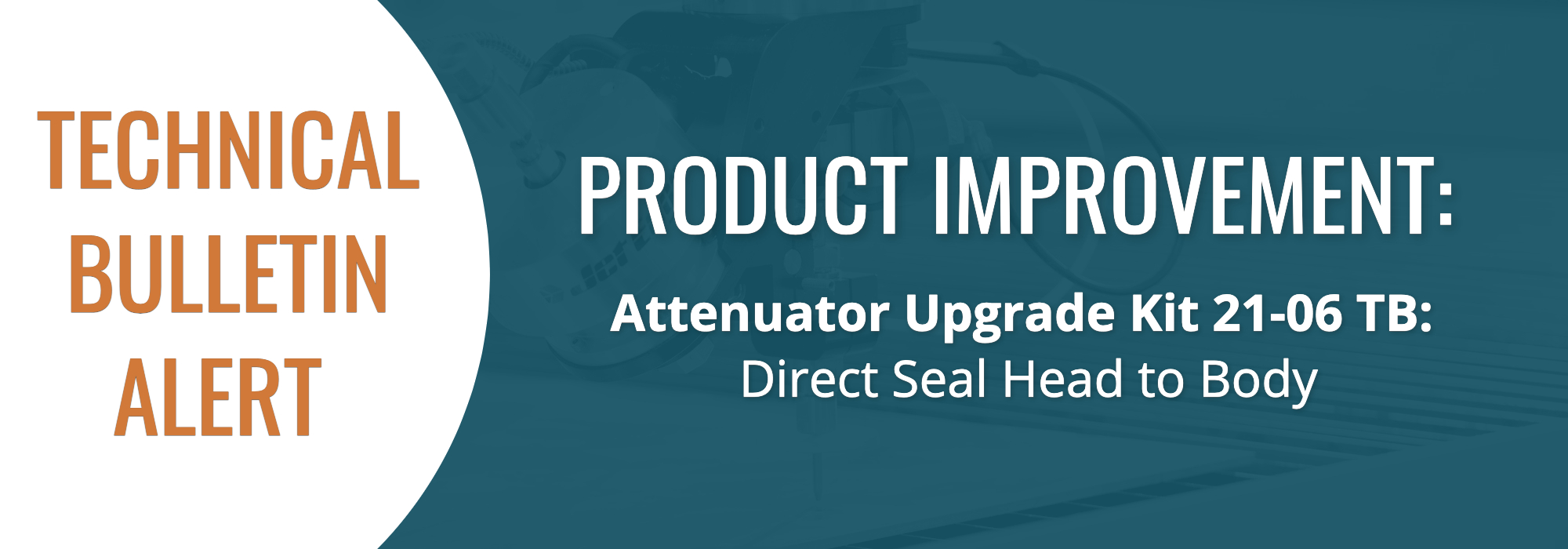Technical Bulletin - Attenuator Upgrade Kits (1)